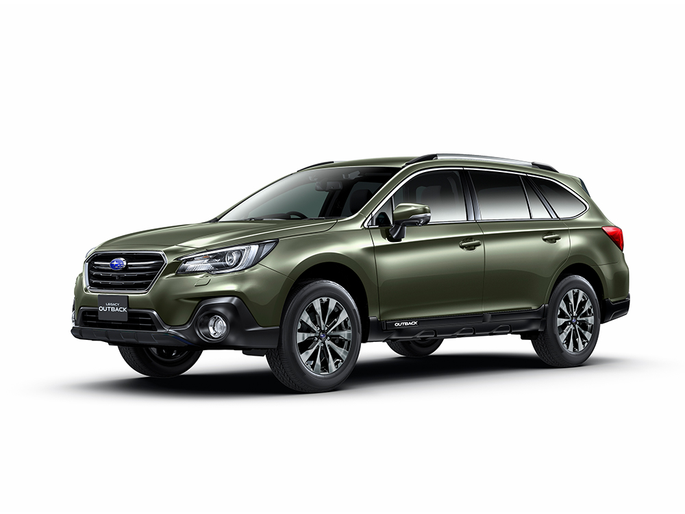 LEGACY OUTBACK Limited smart edition